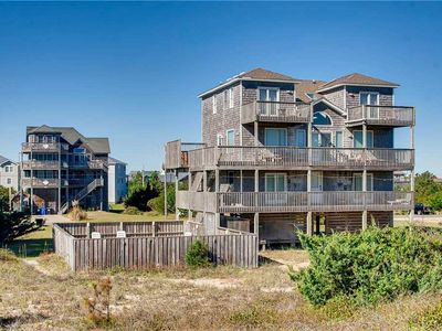 Photo for Deluxe, Comfortable Oceanfront Home in Waves w/ Pool, Hot Tub, Easy Beach Access