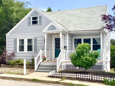 Photo for Sea Rose Cottage-  4Bedroom, Walk to Beach, Pier, and Amenities!