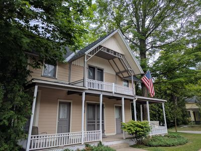Photo for Up North getaway in historic Bay View
