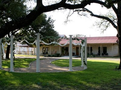 10BR Lodge Vacation Rental in Buda, Texas #272146 | AGreaterTown