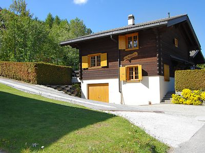 Photo for Vacation home Les Mouflons in Nendaz - 8 persons, 3 bedrooms