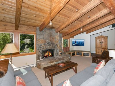 Photo for Alpine Adventure - Gorgeous 4 BR in Bear Creek  - Private Hot Tub and Walk to Trails!