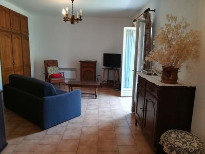Photo for House 2 Rooms with Garden near Nice