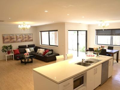 Photo for 7 bedrooms house for big group