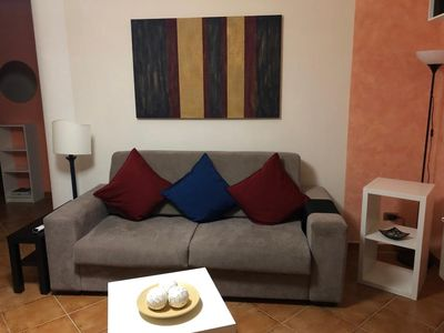 Photo for A Casa Di Tina, beautiful and new apartment in the heart of Cassino