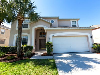 Photo for Family Memories are made just minutes from Disney at Memory Makers Florida Villa