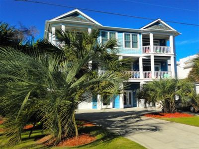 Photo for Come SEA Our Difference... A fun, upgraded,modern, and spacious beach town-home with plenty of parking for multiple families!