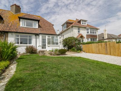 Photo for NUMBER 37, pet friendly, with a garden in Bude, Ref 1000064