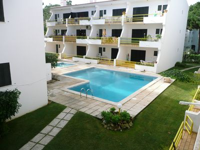 Photo for 1 bedroom apartment in private condominium - Vilamoura