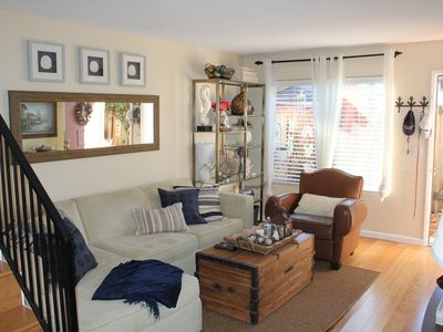 Photo for Lovely 2 bedroom 1.5 bath Townhouse Close to UCSB