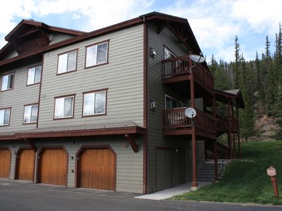 Photo for Tranquil Condo Nestled In Breckenridge-Villa At Swan's Nest
