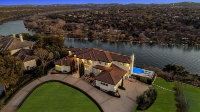 Photo for ABOVE SCENIC | Lakefront | Up to 10 Beds | Boat Slip | Pool/Spa I VIEWS