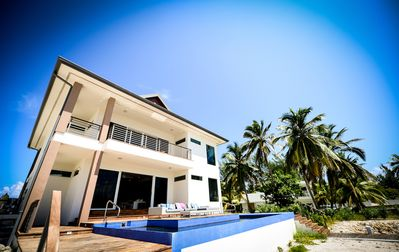Photo for FALL SPECIAL - New 4BR Villa-Kembali Kai by Luxury Cayman Villas