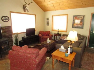 Photo for Cabin with spectacular views- Easy access- Close to everything Colorado