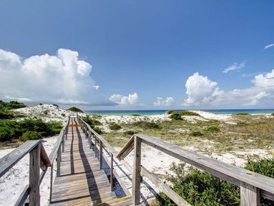 Photo for Private Boardwalk Access to the Beach! 2 Pools!