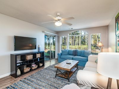 Photo for SPECIAL RATE - $95/NIGHT!!! LARGE CONDO: NEAR GOLF, BEACH, SHOPS, DINING.
