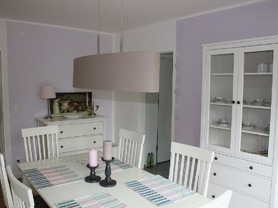 Photo for Family-friendly holiday apartment * Vulkaneifel * Mosel region * Nürburgring *