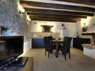 Photo for Holiday house Buzet for 2 - 3 persons with 1 bedroom - Holiday house