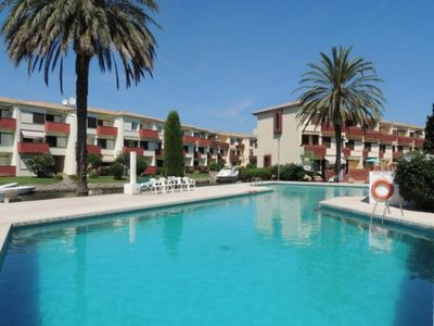 Photo for ZZ-PORT SOTAVENT 2A - Apartment for 5 people in Empuriabrava