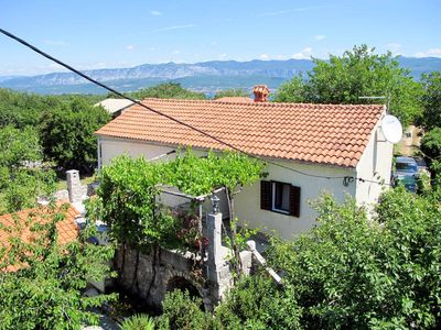 Photo for Vacation home Ljudevit  in Dobrinj, Isle of Krk - 6 persons, 2 bedrooms