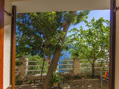 Photo for Apartment Vacation Rental in Pisak (Omiš)