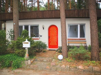 Photo for Cottage on the Great Mochowsee, Upper Spreewald