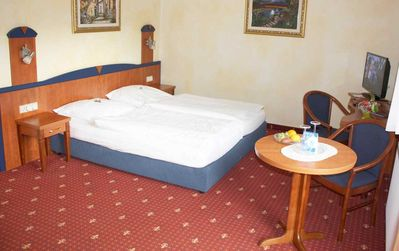 Photo for Double room with terrace - Hotel Ostseeblick