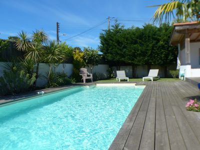Photo for ANGLET/BIARRITZ HOUSE WITH GARDEN AND CALM CLOSE TO THE OCEAN