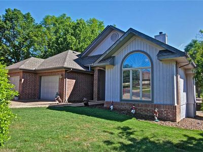 Photo for Golf Front/Pet Friendly 2 Bedroom home with 2 Full Bathrooms, Sleeps 4
