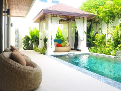 Photo for Rawai: New and superb villa near the beach