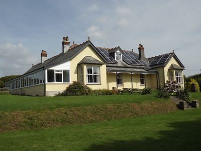 Photo for Large Holiday Cottage for Family or Other Groups near Bude's beaches in Cornwall