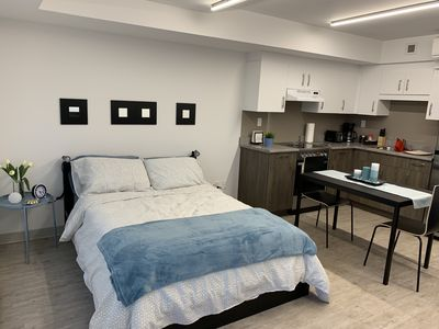 Photo for Family Studio Apartment Best Location in Montreal