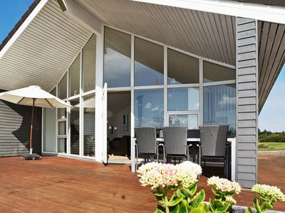 Photo for Spacious Holiday Home in Hemmet With Relaxing Whirlpool
