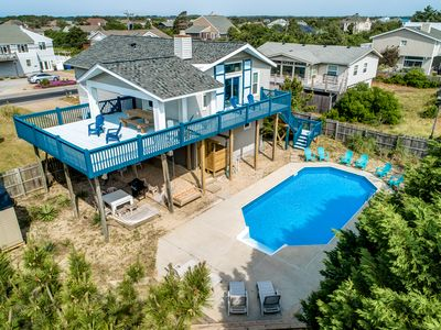 Photo for Beach Crush | 525 ft from the beach | Dog Friendly, Private Pool