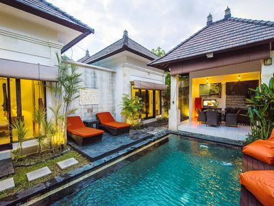 Photo for 2 Bedroom Garden Villa Seminyak 1