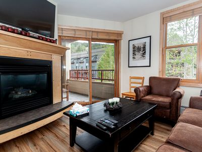 Photo for In the Heart of River Run, Village Views, King in Master, Walk to Gondola