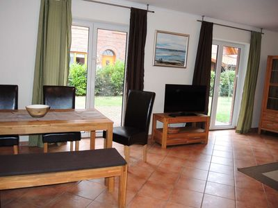 Photo for Suite Otto (9 UL) with terrace (SO) - Usedom Suites BG Strandblick 09 *** - 100 m to the beach -