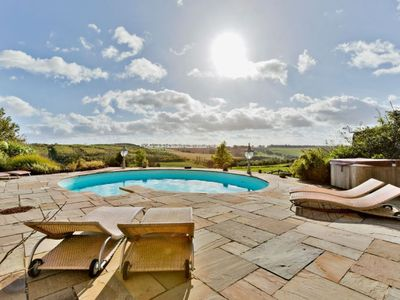 Photo for Best Views In The Cotswolds set in an idyllic location.
