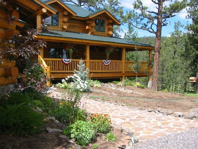 Photo for Green's Aerie Mountain Top Cabin