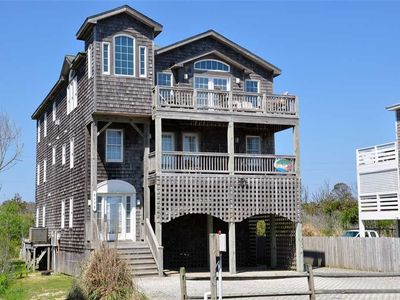 Photo for Aloha Mist: 8 BR / 6 BA house in Nags Head, Sleeps 16