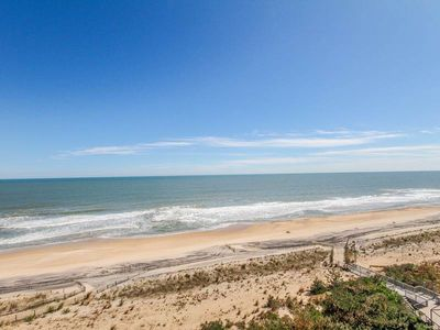 Photo for Oceanfront 2 BR / 2 BA condo in Bethany Beach, Sleeps 9