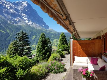 First, Grindelwald, Switzerland