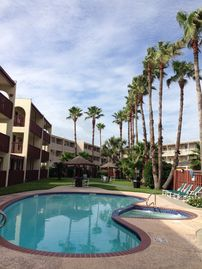 Clean, Spacious, and Close to the Beach - 1st Floor!  Poolside Paradise!