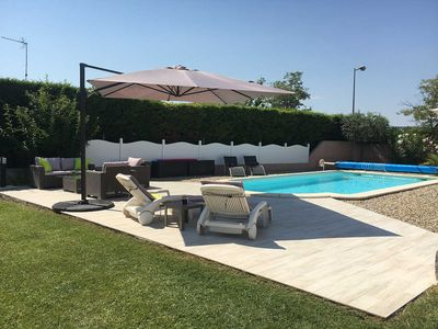 Photo for Holiday house in Salon-de-Provence, Private pool