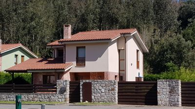 Photo for The Asturian caprice Beautiful villa 300 meters from the beach of Barro
