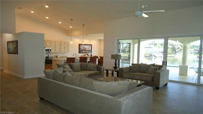 Photo for Beautiful View Water Front Home S W  Cape Coral Gulf Access