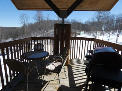 Photo for 'Gone Ski In'  Great location just steps from slopes and golf