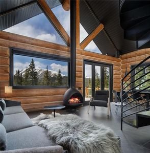 Photo for NEW LISTING! Modern Mountain Getaway - Spectacular Views!