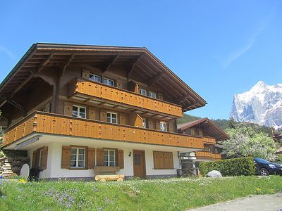 Photo for Apartment Mittelhorn in Grindelwald - 6 persons, 2 bedrooms