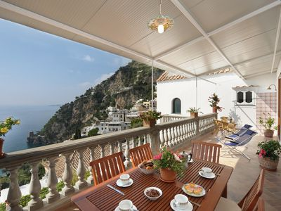 CHARMING VILLA in Positano with Wifi. **Up to $-475 USD off - limited time** We respond 24/7